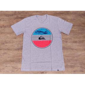 539dc3a797 Camiseta Quiksilver The Spot Kanui Camisetas Manga Curta Masculino ...