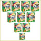 Fujifilm Instax Wide Film Instantáneo 10 Paquetes Gemelos 2