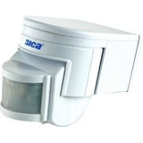 Detector De Movimiento P/ Pared Blanco 180º 1200w Sica