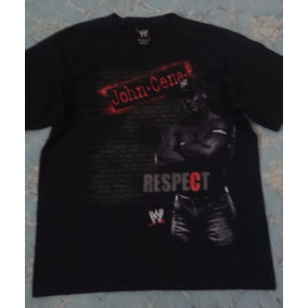 Camiseta Playera Wwe John Cena Original