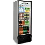 Expositor Refrigerado Vertical 400 Litros Mod. Novo Porta Pr