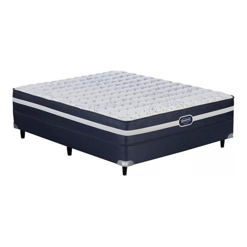Sommier Simmons Beautyrest Recharge Supreme King 200x180cm