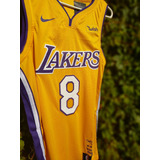 Jersey Nba Kobe Bryant #8 (throwback)