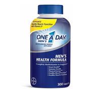 Multivitaminas One A Day Bayer Hombre - Unidad a $2