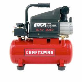 Compresor Craftsman Inversor 1hp, 125 Psi, 3 Gln