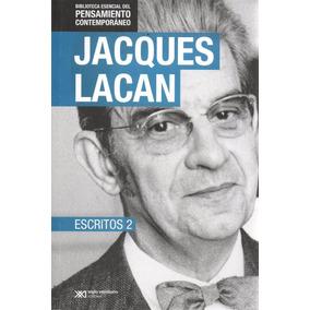 Libro: Escritos 2 ( Jacques Lacan)