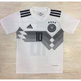 Nueva Camiseta Alemania Para Niños