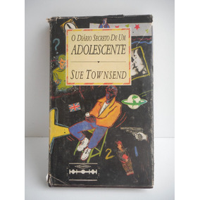 Livro O Diário Secreto De Um Adolescente Sue Townsend