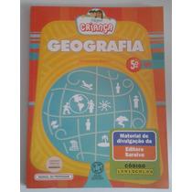 Livro Geografia 5 Ano - Projeto Criança