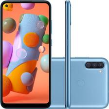 Smartphone Samsung Galaxy A11 64gb Dual Chip 4g Azul