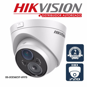 Hikvision Camara Varifocal Turbo Hd Ds-2ce56c5t-vfit3