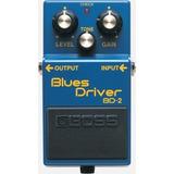 Pedal Boss Bd2 Blues Driver -envios!
