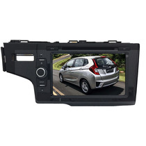 Central Multimidia Honda Fit 2014 A 2017 Gps Tv Phonelink