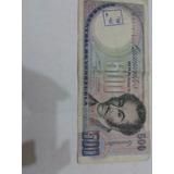 Billete De Bs 500 Orquidea