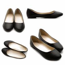 Zapatillas Cuero De Vestir Original Mujer