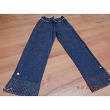 Ropa Chicos.pantalon Jeans Como Nuevo Owoco