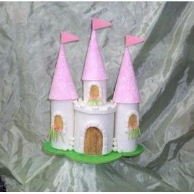 Adornos Para Tortas - Casa Mickey, Castillo, Barco, Pista