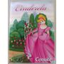 Convite Aniversario Normal - Cinderela Rosa (10 Unidades)