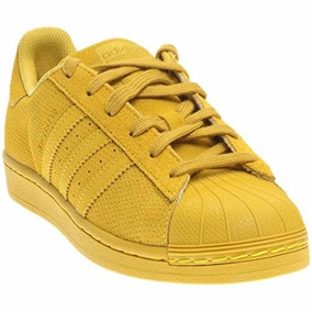 Adidas Superstar II amarillo