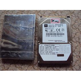 Hd Ide Toshiba 2.5 (notebook) De 30.0gb/4200rpm Nivel 01