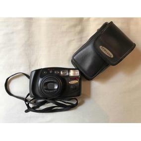 Usado - São Paulo · Câmera Samsung Analógica Zoom 38-105 Mm Funcionando c24a653c50