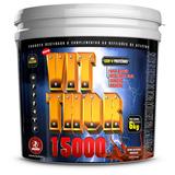 Vit Thor 15000 6kg - Chocolate - Midway Hipercalórico