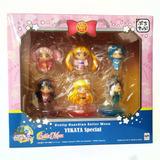 Sailor Moon Lets Go To Festival Set Petit Chara Megahouse
