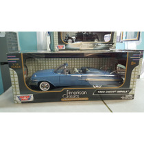 1960 Chevy Inpala Auto Escala 1:18 Motor Max De Collection