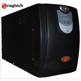 Nobreak Ragtech Apc Sms 2200va Bivolt Engate Bateria Externa