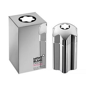 Perfume Emblem Intense Montblanc Eau De Toilette Masc. 100ml