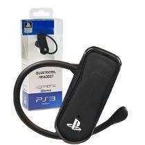 Fone Headset Ps3 2.0 Wireless Bluetooth Sony Original