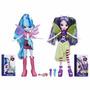 My Little Pony Equestria Girls Sonata Dusk Y Aria Blaze