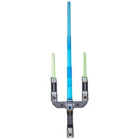 Sabre De Luz Elétrico Star Wars Obi-wan Episódio Vii Hasbro
