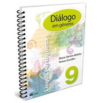 Livro Diálogo Em Gêneros Língua Portuguesa 9º Ano