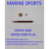 Peças Molinete Orion 5000 E 5000 Plus Marine Sports Leia