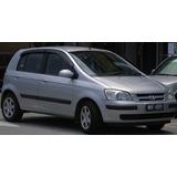Manual Taller Servicio Hyundai Getz 2006-2012 Español!!!