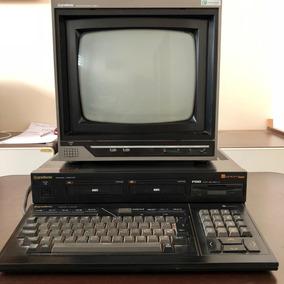 Personal Computer Gradiente Expert Dd Plus Msx, Com Monit