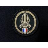 Parche La Legión Extranjera Francesa