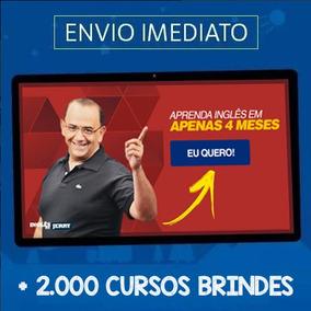 Curso Inglês Do Jerry + 2000 Cursos