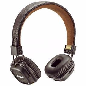 Fone De Ouvido Marshall Major Ii 04091793 Bluetooth Marrom