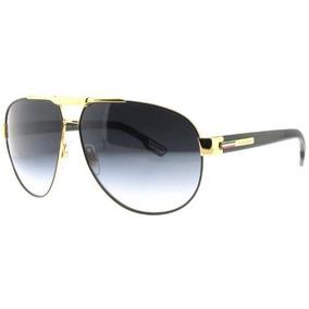 Dolce Y Gabbana Dg2099 Gafas De Sol G-6111 - Oro / Negro G
