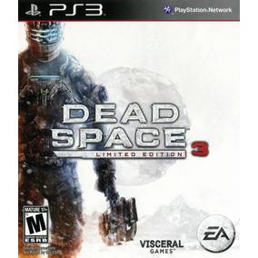 Dead Space 3 Ps3 Ultimate Ed + Dlcs Español Digital Hoy!!