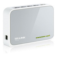 Switch 5 Bocas Tp-link Tl-sf1005d 10/100 Fast Ethernet