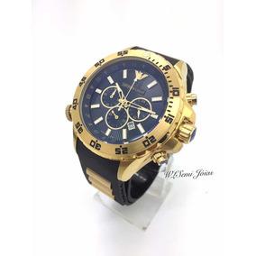e9427f48f2c Relogio Emporio Armani 0690 Prata - Relógios no Mercado Livre Brasil