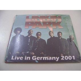 Cd Da Banda Linkin Park - Live Germany- 2001