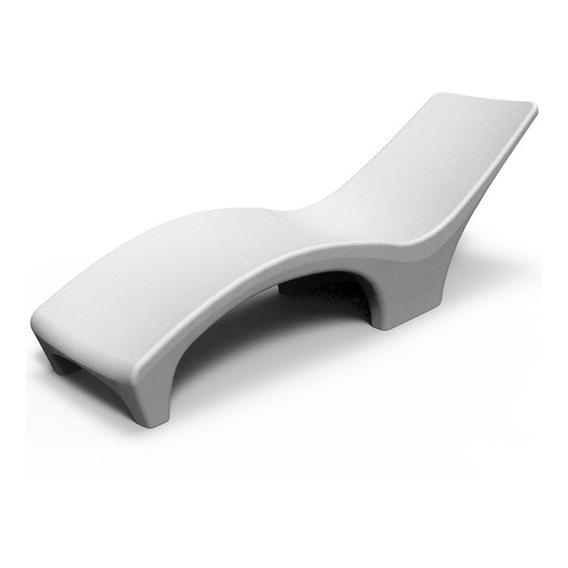 Reposeras Plásticas Reforzada Para Pileta Ideal Solarium Hum
