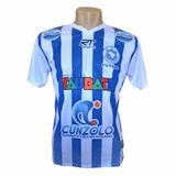 Camisa Adc Ford Taubaté Futsal 2017 Branca E Azul