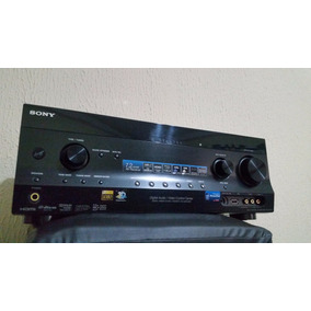 Receiver 1050w Sony 7.2 3d 1080p Usb Hdmi Caixa Som Subwoofe