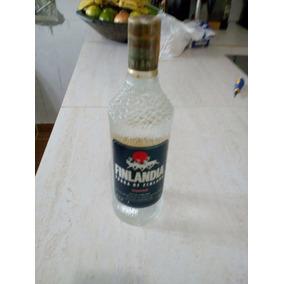 Vodka Of Finlandia Original Genuino Importado 750ml Selado