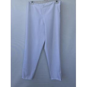 57ffa7c1c Calça Pijama Viscose - Calças Branco no Mercado Livre Brasil